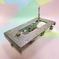 """5"""" scale locomotive frame, chassis, live steam With Braking System Narrow Gauge?"""