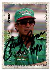NASCAR Freddy Fryar autographed card