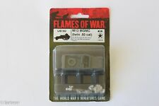 Flames of War M13 MGMC (twin .50 cal) US160
