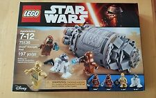 LEGO Star Wars: Droid Escape Pod 75136 New & Sealed - U.S. Seller