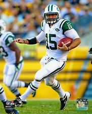 TIM TEBOW 8X10 PHOTO NEW YORK JETS NY NFL FOOTBALL RUNNING
