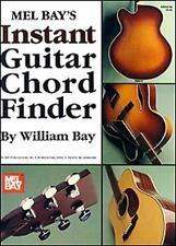 Mel Bay Instant Guitar Chord Finder