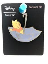 Loungefly Disney Winnie the Pooh Umbrella Enamel Trading Pin