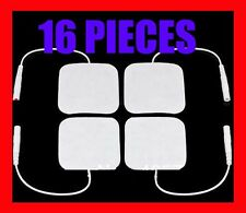 16x Square Tens Electrode Pads For massager Digital Tens Machines
