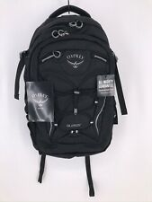 Retail $100 Osprey Packs 28l Black 10000559 Quasar Daypack - NEW with tags