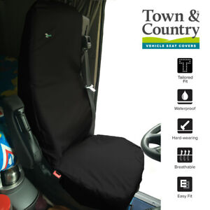 DAF CF Euro 6 WATERPROOF SEAT COVERS Town & Country HEAVY DUTY Single Passenger