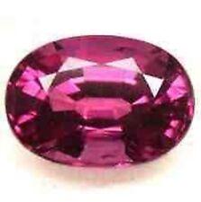 Natural Purple Red Rhodolite Garnet 7mm x 5mm Gem Gemstone