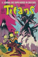 BD--TITANS N° 139--STAN LEE--SEMIC / AOUT 1990
