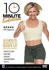Toning Exercise DVD - Denise Austin Hit The Spot 10 X 5 Minute Target Toners