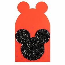 FABULOUS Papyrus Sparkle Mickey Mouse Birthday Card 3D mosaic  MSRP $9.95