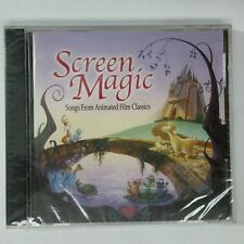 SCREEN MAGIC Songs From DISNEY Animated Film Classics SEALED CD Compact Disc