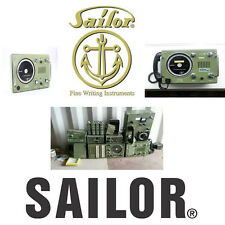 Sailor Marine Radio Operation Repair Service Manuals >400 PDFs on DVD
