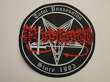POSSESSED TOTAL POSSESSION EMBROIDERED BACK PATCH