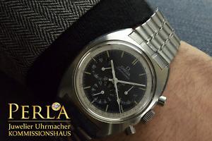 Omega Seamaster Chronograph, Ref.145.006-66, Cal.321, Handaufzug, SAMMLERSTÜCK