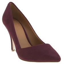 Women's Suede Court Shoes