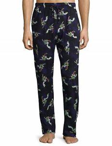 TOY STORY 4 Mens Pajamas Pants Size Small, Medium Large XL Buzz Lightyear Cotton
