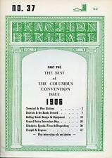 Traction Heritage Magazine Vol 7 No 1 From 1906 Electric Railway Journal