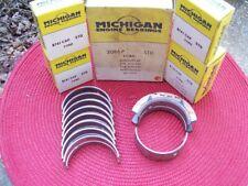 NORS Michigan Ford Mercury 1.6L engine MAIN BEARING SET 2086P