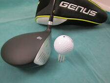 New Masters Golf Genus 12* L flex 460cc Ladies driver & headcover