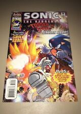 Extremely Rare Sonic The Hedgehog #126 Return Of Suoer Sonic Hard To Find !