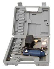 60Pc Mini Drill and Grinder Set Jewellry Engravers Kit Ceramic/Glass/Metal/Wood