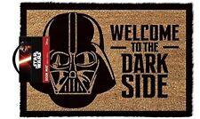 Star Wars Darth Vader Bienvenido a la lado oscuro Coco al aire libre