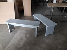 Wooden bench for restaurant, home, bar, pub and home