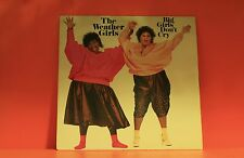 WEATHER GIRLS - BIG GIRLS DON'T CRY - PROMO WITH PRESS INSERTS - EX LP VINYL -V