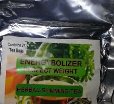 ENERGYBOLIZER  SLIMMING TEA, PRIORITY SHIP $3.00! LOSE WEIGHT! CLEANSE COLON!