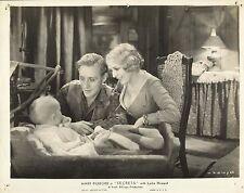 "MARY PICKFORD & LESLIE HOWARD in ""Secrets"" Original Vintage Photo 1933"