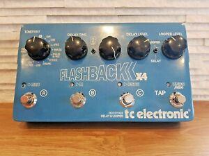 TC Electronic Flashback x4 Delay & Looper Pedal
