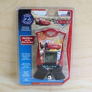 2006 Disney Pixar Cars Electronic Handheld Pinball Game Zizzle Electronics - New