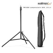 Walimex forca con Borsa peso lunghezza 120-220 cm