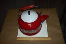 Vintage Teapot TAPPAN Demonstration Tea Pot  Store/Salesman Sampler?