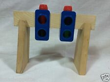 Over the Track Signal Retired Thomas the Train Little Engine Wooden Railway
