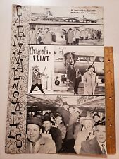 AC National Sales Convention,Flint Michigan 1960,Souvenir
