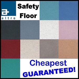 ALTRO Safety Floor Vinyl / Anti-Slip Flooring - Bathroom, Kitchen 100% CHEAPEST!