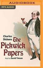 The Pickwick Papers by Dickens (CD-Audio, 2016)