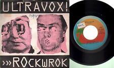 Ultravox - Rockwrok/Hiroshima mon amour