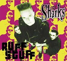 THE SHARKS Ruff Stuff CD - Psychobilly Rockabilly - NEW