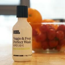 [JAMES WORKS] VEGGIE & FRUIT PERFECT WASH (60G)