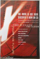 FOO FIGHTERS BJORK THE CURE X Files Rare Orig Official UK Record Company POSTER