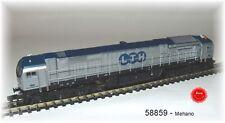 Mehano 58859 - Diesellokomotive Baur. 250 (Bleu Tigre) de la LTH