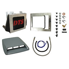 DTS FIT Toyota Landcruiser 80/100 Series Intercooler System 1HZ 4.2LT - TB INT