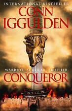 Conqueror by Conn Iggulden (Hardback, 2011)