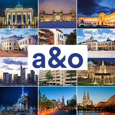 Städtereise Europa 3 Tage a&o Hotels Berlin Hamburg München Wien uvm. Gutschein