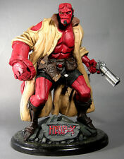 ELECTRIC TIKI-Factory new HELLBOY Full SIZE STATUE Maquette-Artist Proof