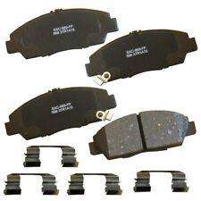 Disc Brake Pad Set-Stop Ceramic Brake Pad Front Bendix fits 92-96 Honda Prelude
