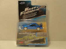 jada fast and furious 1/64 brian's nissan gt-r (r34)