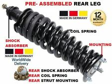 FOR MERCEDES ML270 ML400 CDI 500 98-05 REAR SHOCK ABSORBER + COIL SPRING + MOUNT